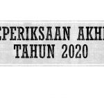 PEPERIKSAAN AKHIR TAHUN 2020